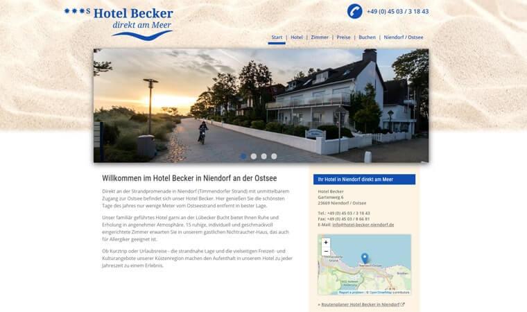 webdesign l beck webdesigner bad schwartau homepage erstellung. Black Bedroom Furniture Sets. Home Design Ideas